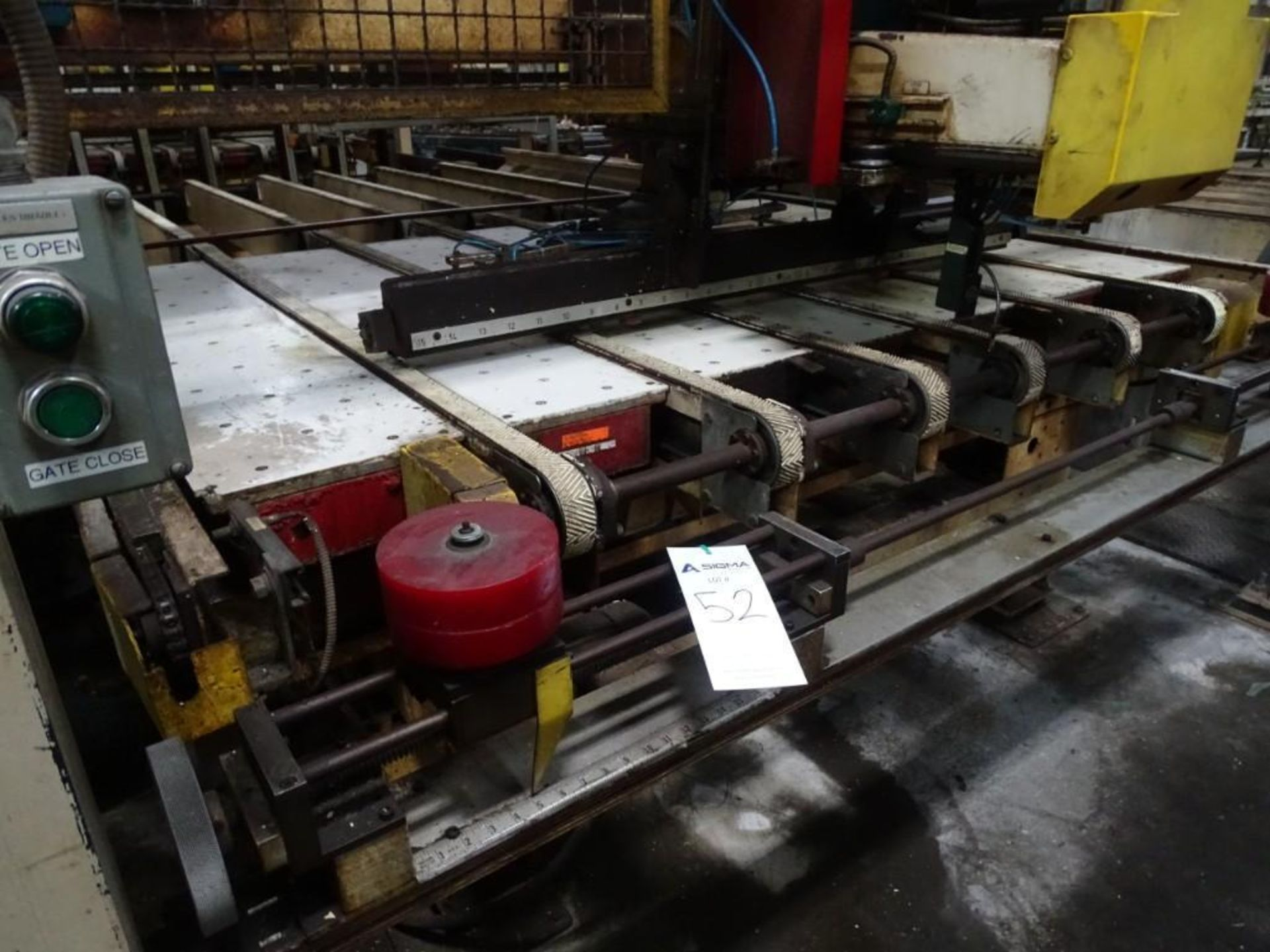 Bystronic Glass Edge Grinder with Conveyor Sections - Image 5 of 20