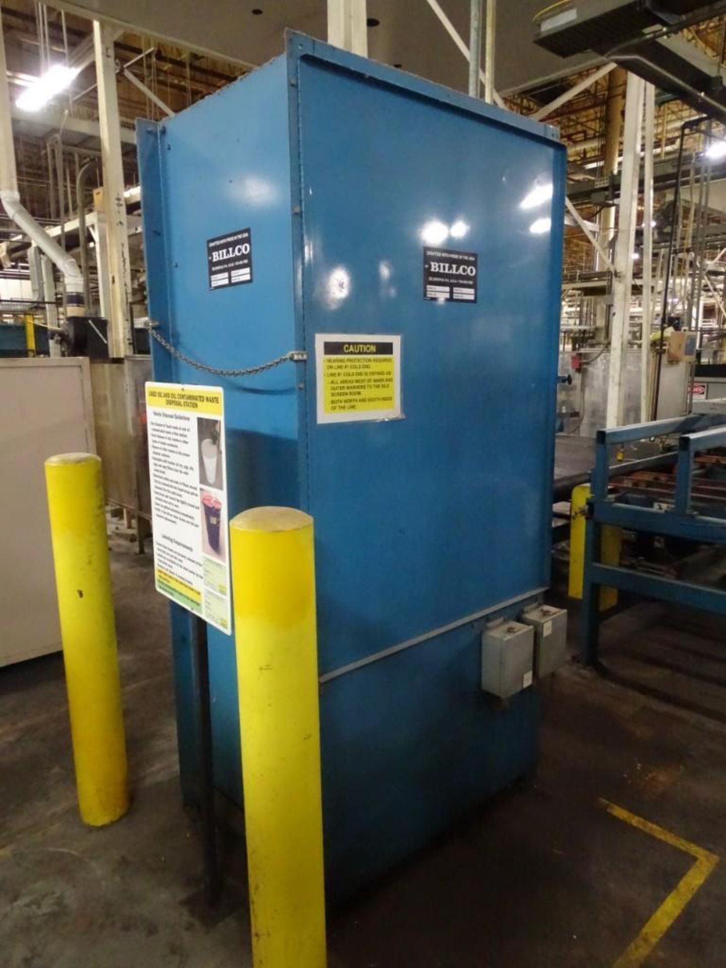 Billco Glass Cutting Conveyor System - Image 6 of 11