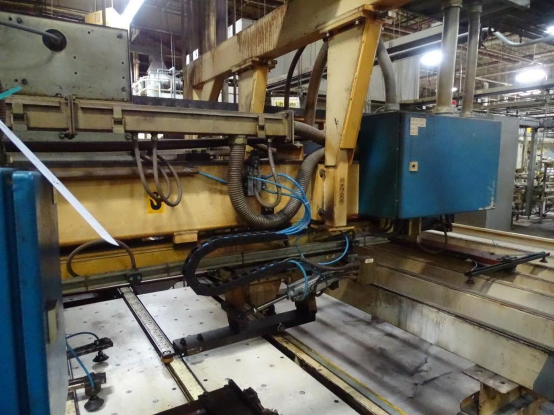 Bystronic Glass Edge Grinder with Conveyor Sections - Image 7 of 20