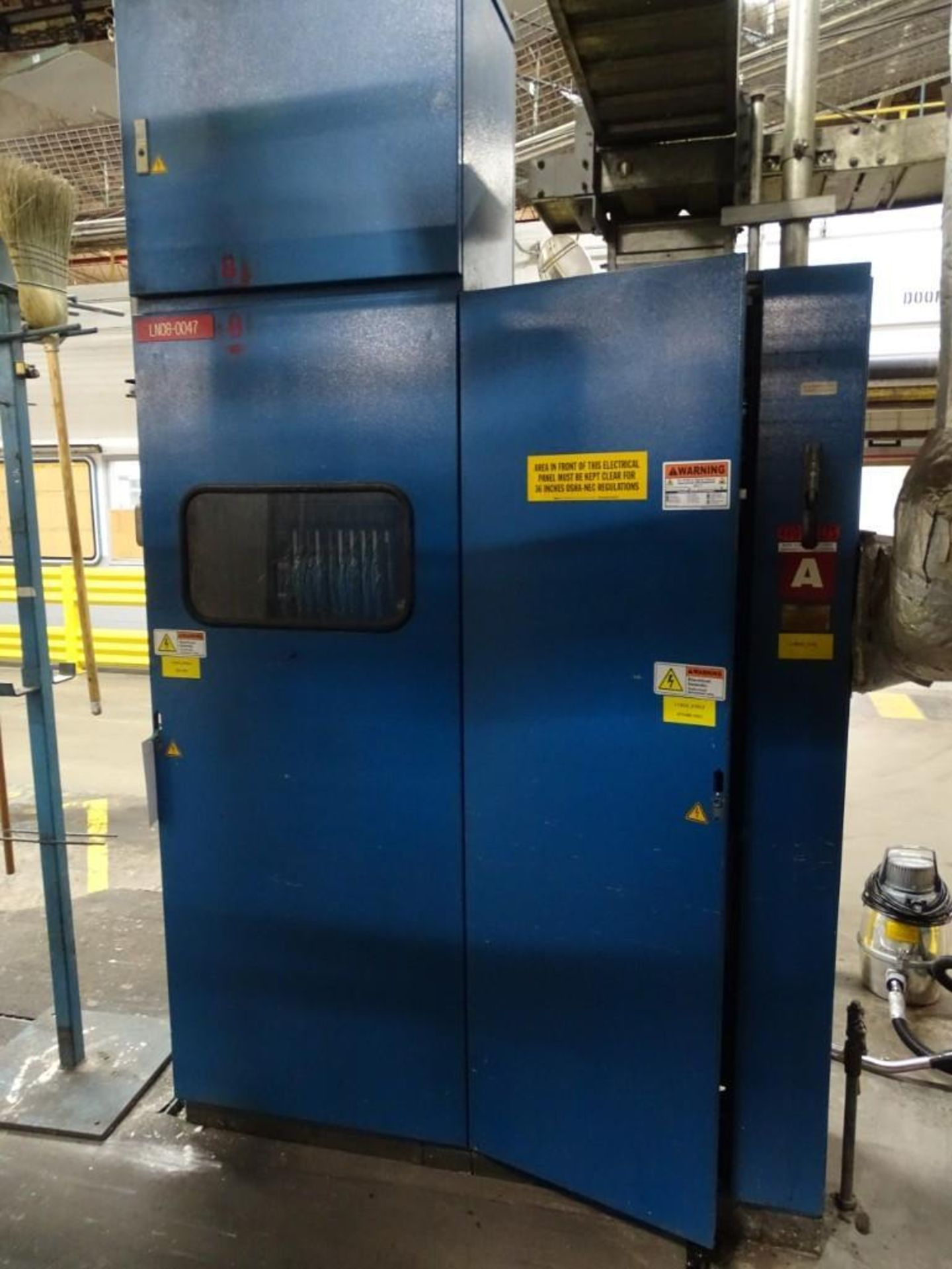 Bystronic Glass Edge Grinder with Conveyor Sections - Image 18 of 20