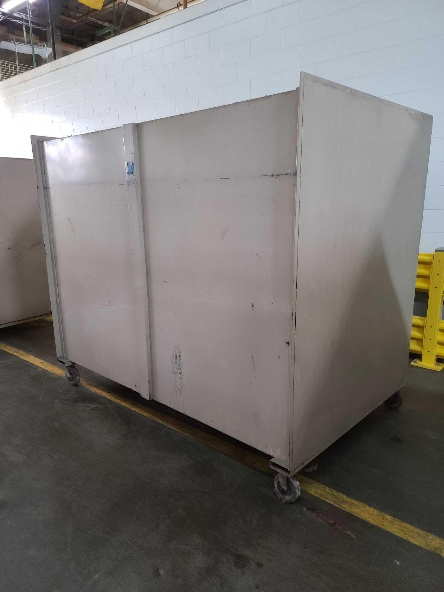 Mobile Storage Cabinet with Contents - Image 2 of 4