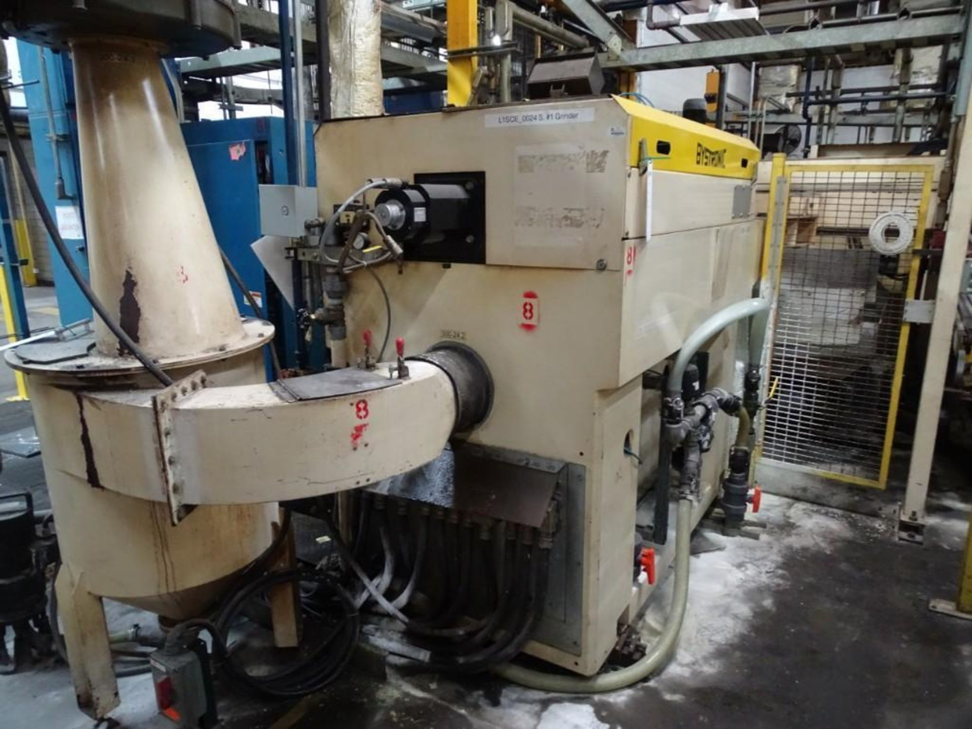 Bystronic Glass Edge Grinder with Conveyor Sections - Image 2 of 20