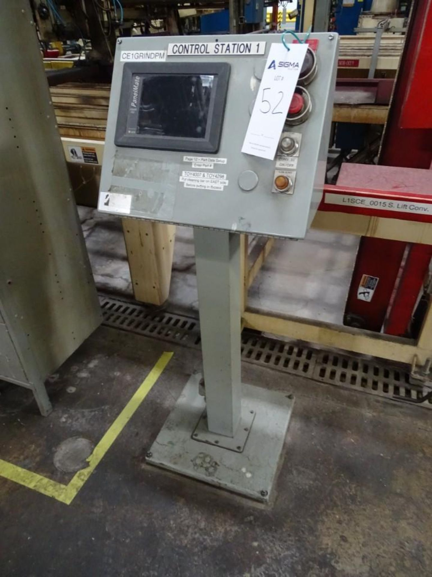Bystronic Glass Edge Grinder with Conveyor Sections - Image 14 of 20