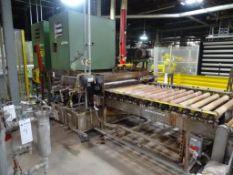(2) Washers w/ Controls & Roller Conveyor