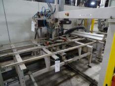 Band Conveyor w (2) Rotators