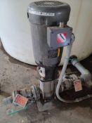 10 HP Grundfos Pump