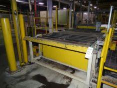 Pallet Pop Up Conveyor, Power Roller Conveyor, Stairs, Guarding