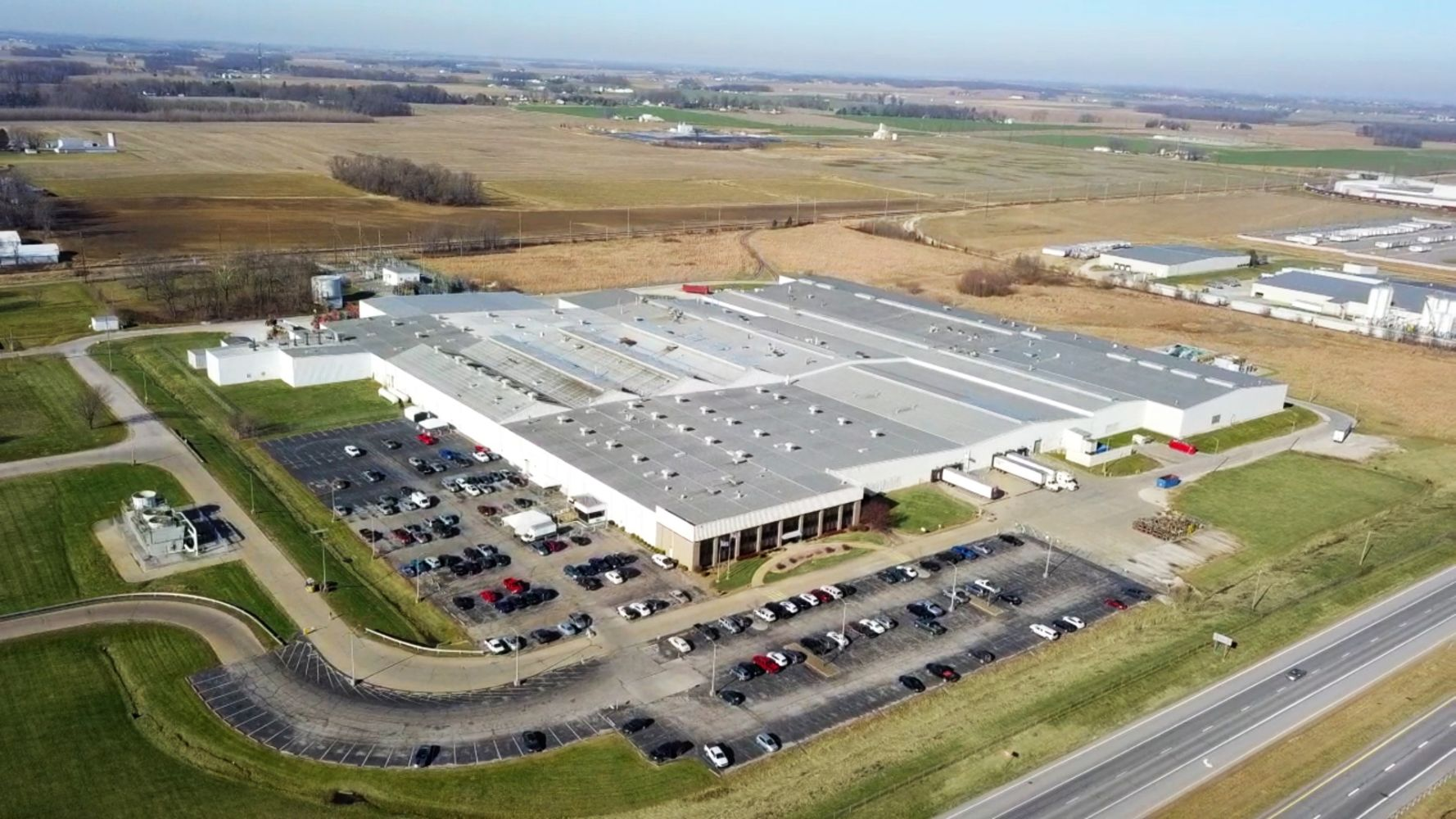 Day 2 - 660k Sq Ft Manufacturing Facility 700+ Lots - Fanuc Robots, Bystronic Grinders, Billco Washers, Allen-Bradley and Toshiba Components