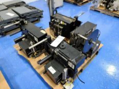 (4) ID Technology Print and Apply Labelers