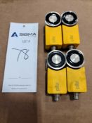 (4) Pilz PSEN sl-0.5p Safety Switches