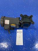 3/4 HP Baldor Industrial Motor