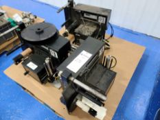 (3) ID Technology Print and Apply Labelers