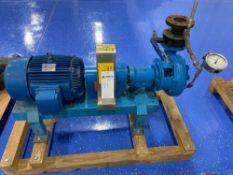 Goulds Pump w/ 15HP Motor