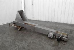 Feed Systems FS-B Incline Lug Conveyor