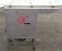 Campbell 6 Inch Wide Belt Conveyor