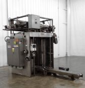 Pulver Stainless Steel Pan Stacker