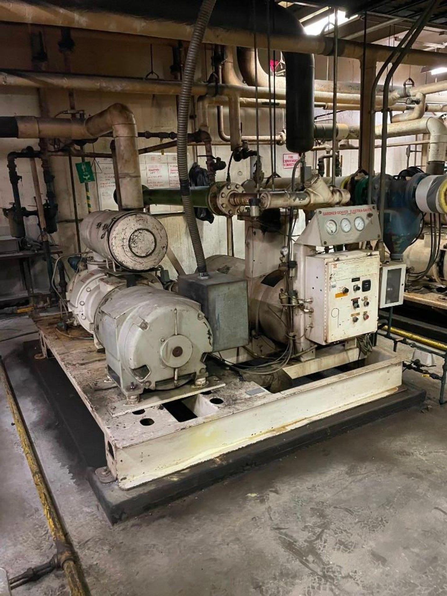 Gardner Denver 200 Horsepower Air Compressor - Image 2 of 6