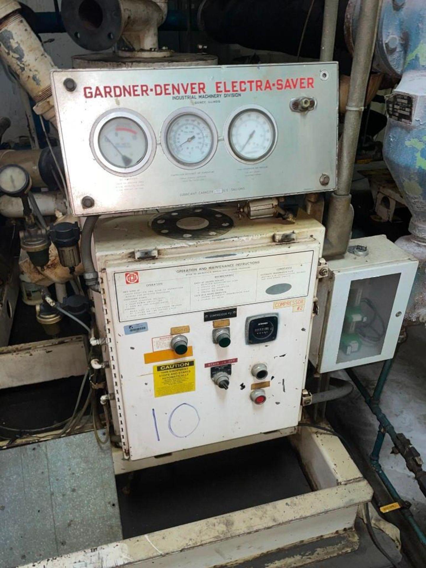 Gardner Denver Air Compressor - Image 4 of 6