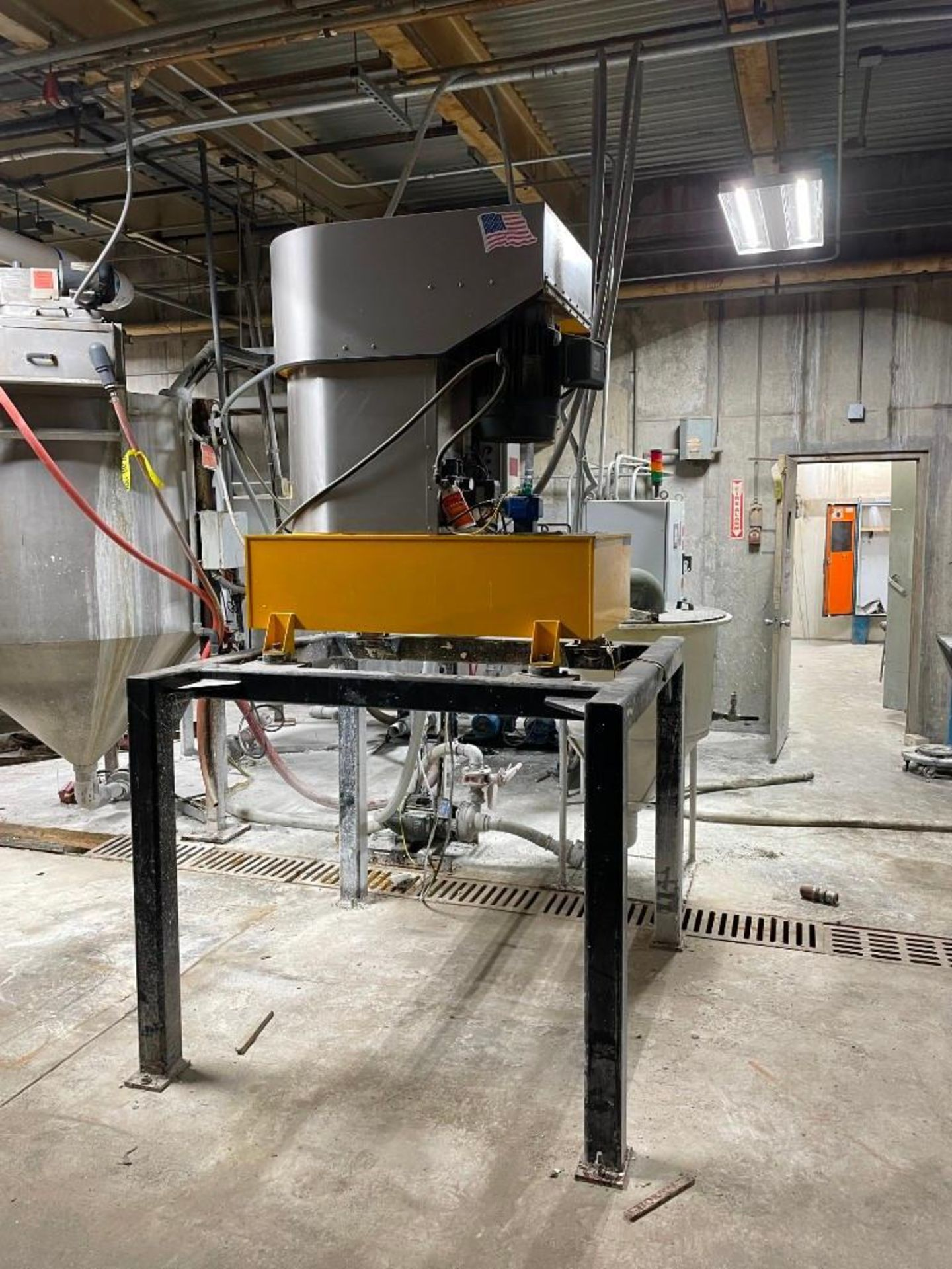 CentraSep Centrifugal Separation 3 Tank Filtration System - Image 3 of 8