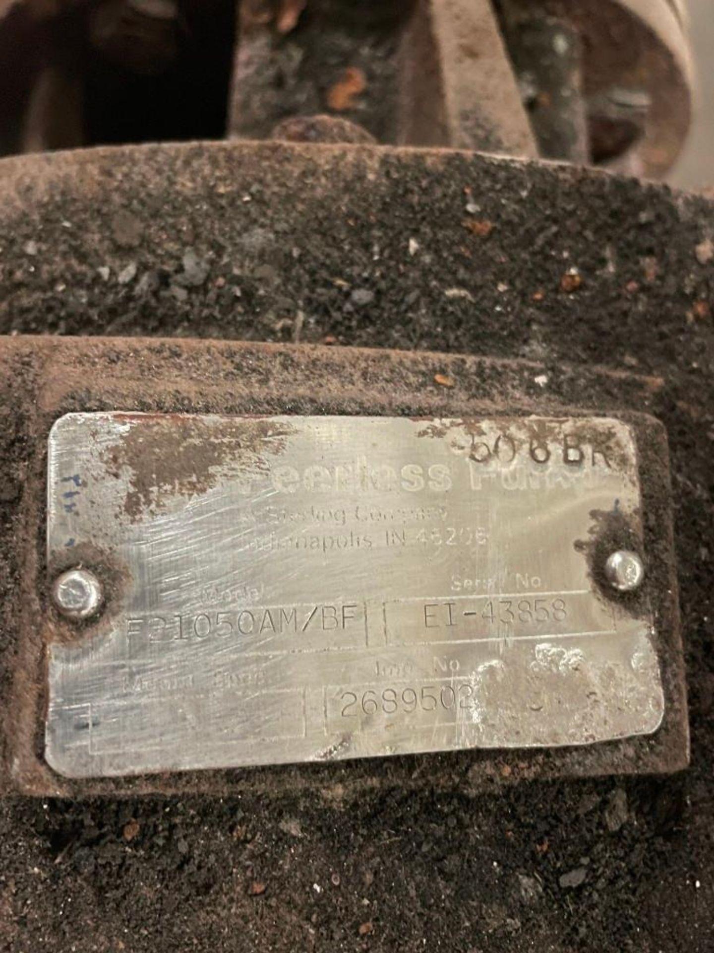 Peerless Pump with 10 Horsepower Baldor Motor - Image 3 of 5