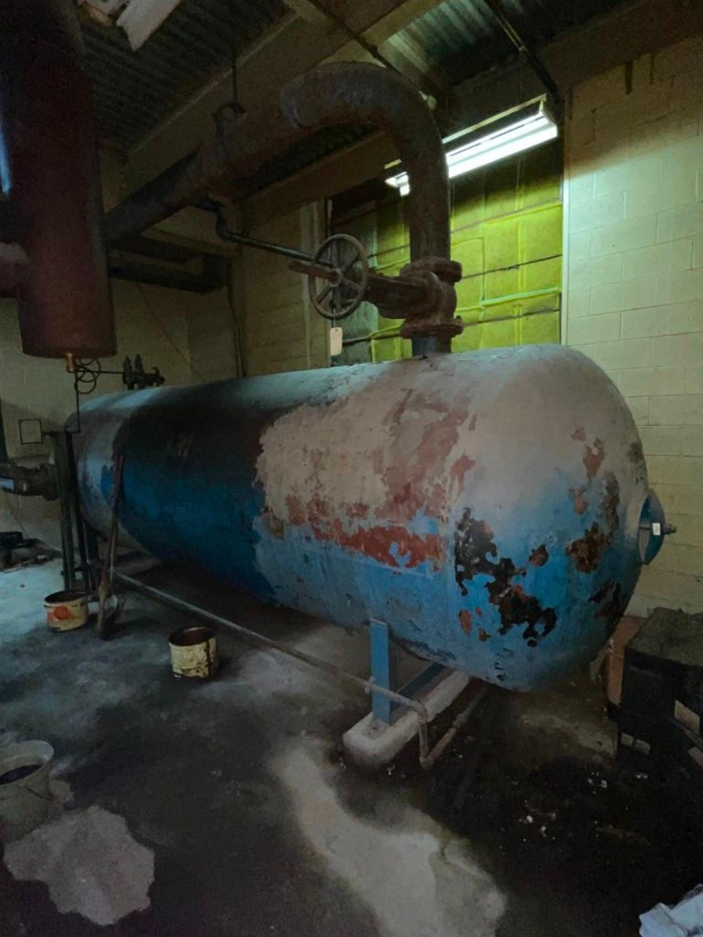 Old Dominion Compressed Air Surge Tank - Image 2 of 6
