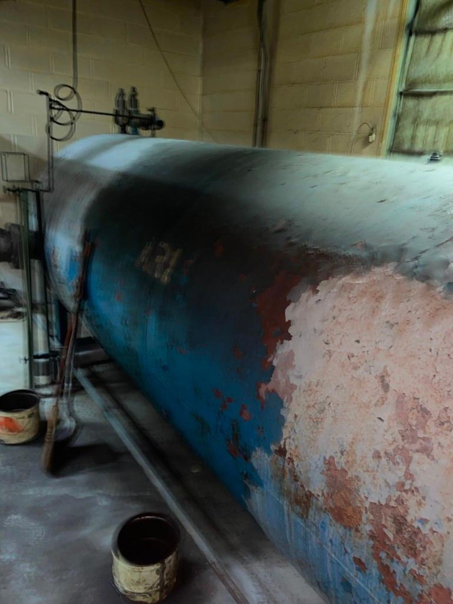 Old Dominion Compressed Air Surge Tank - Image 5 of 6