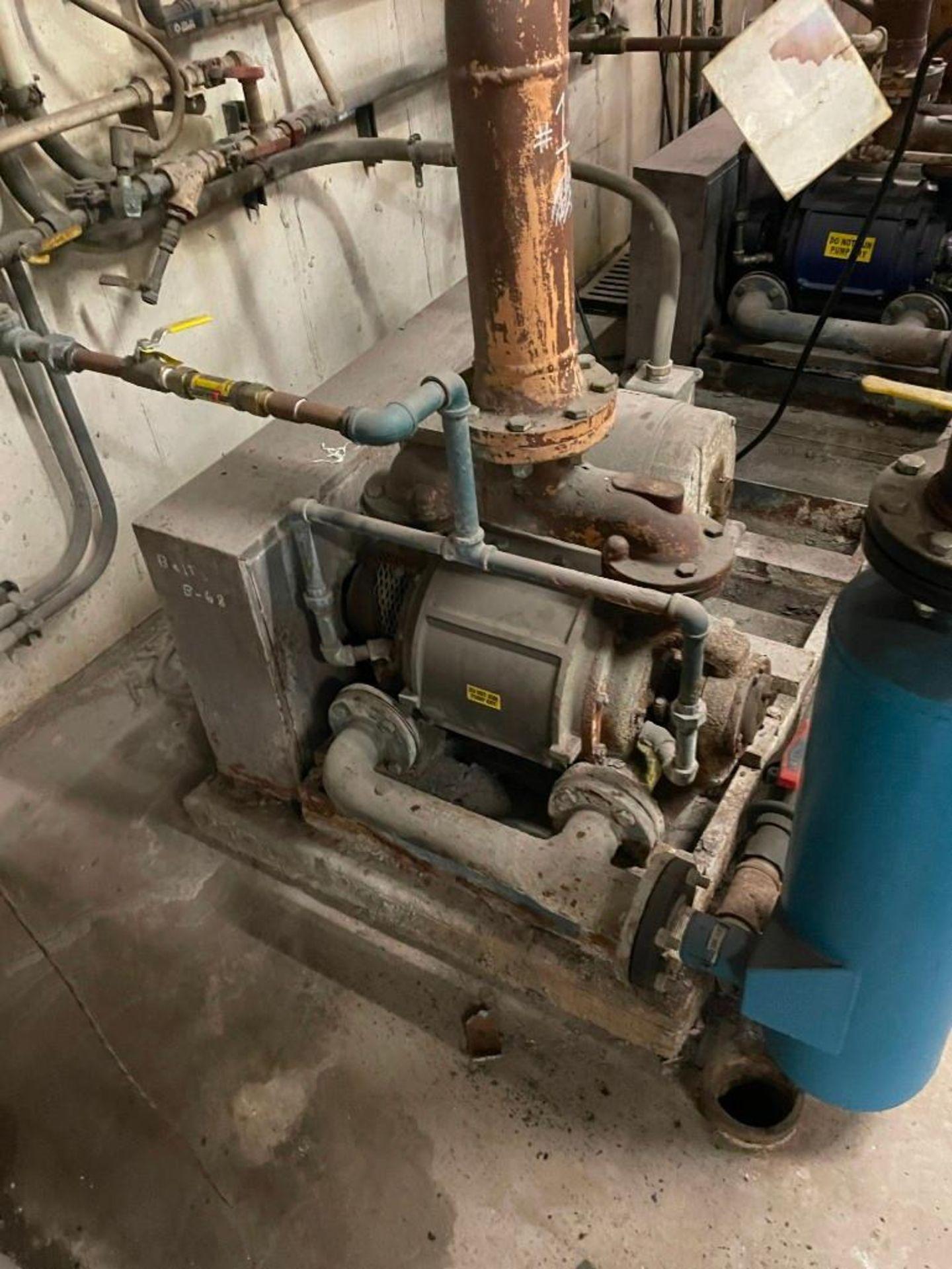 Nash CL-402 30 Horsepower Vacuum Pump - Image 2 of 6