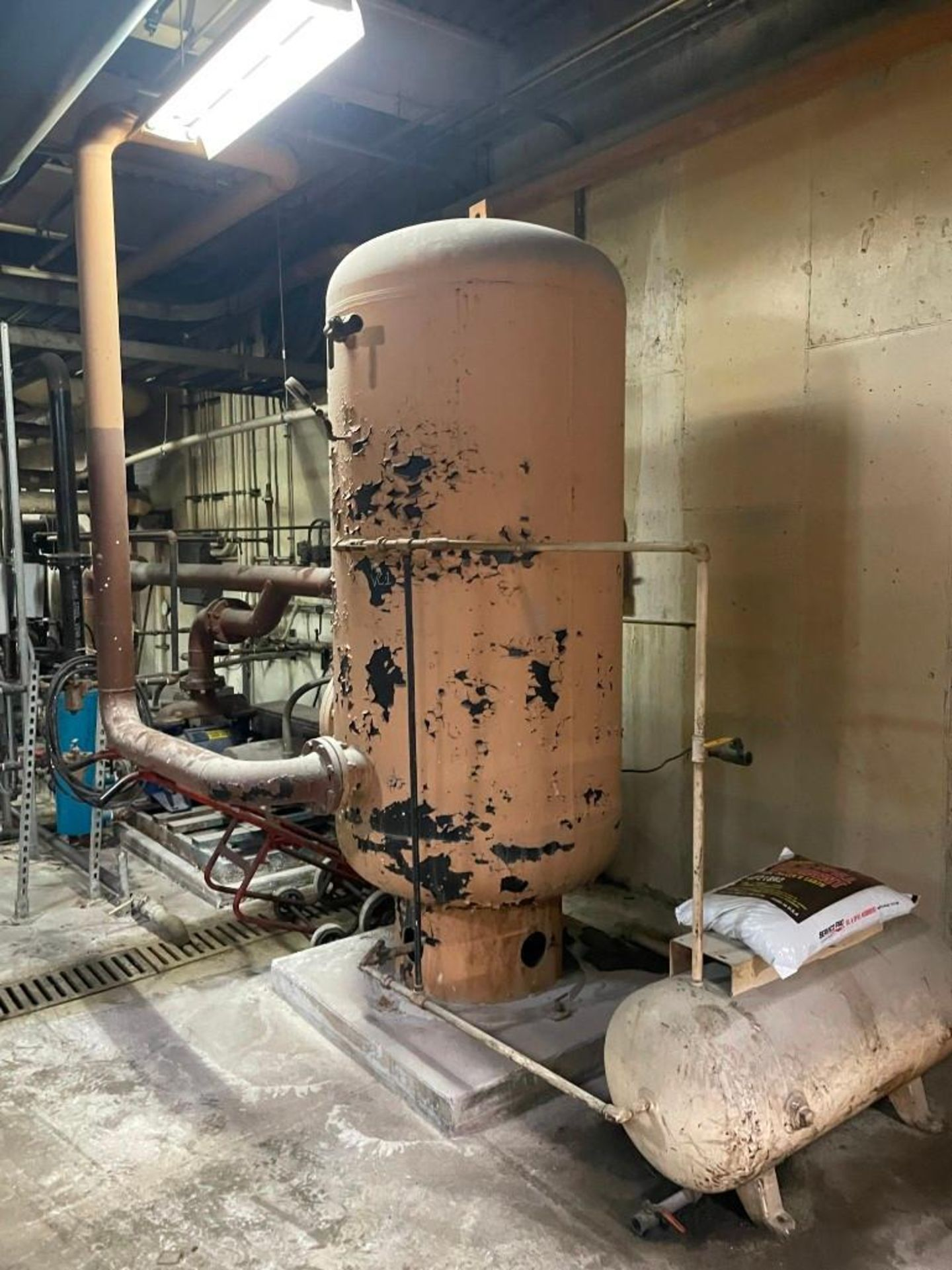 Old Dominion Compressed Air Surge Tank - Image 3 of 5