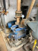 Sterling Fluid Systems Water Pump with 30 HP Motor
