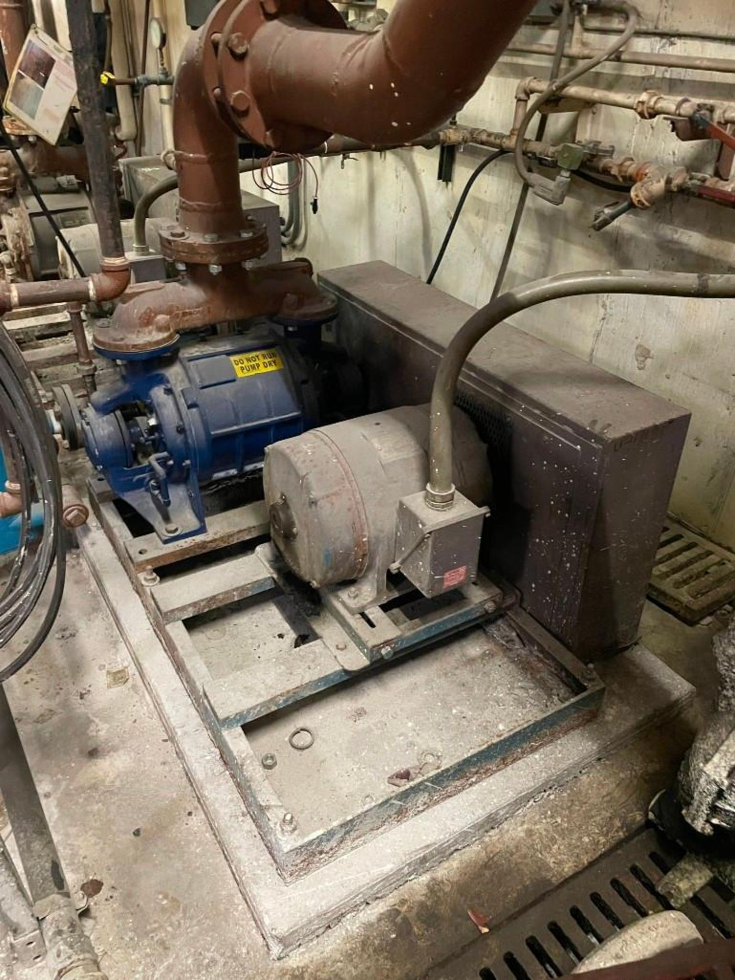 30 Horsepower Vacuum Pump - Image 2 of 5