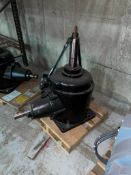 Amarillo Gear Co. F135 Right Angle Fan Drive Gear with 65 Horsepower Motor