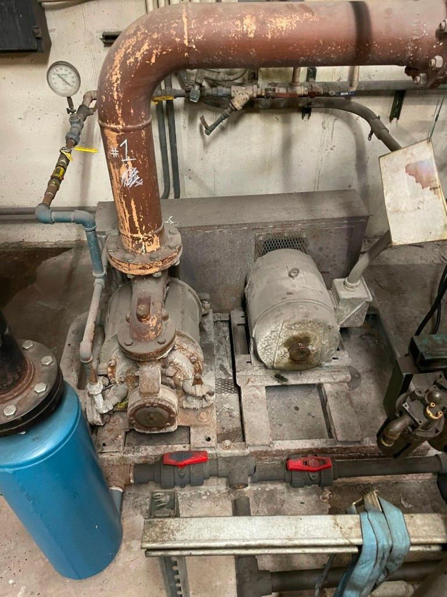 Nash CL-402 30 Horsepower Vacuum Pump