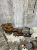 Peerless Pump with 20 Horsepower Siemens Motor