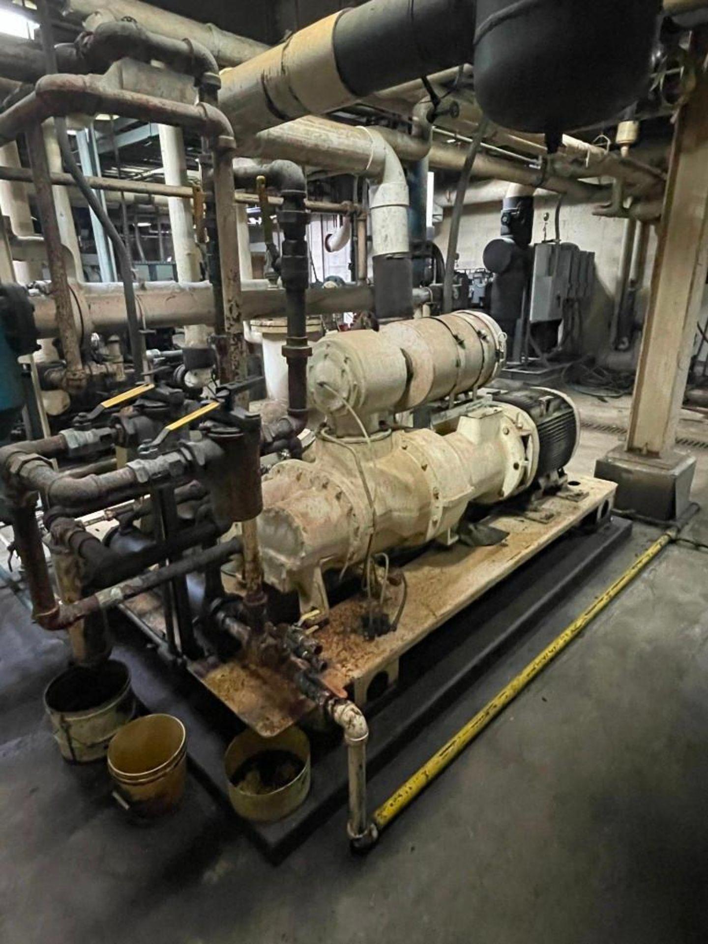 Gardner Denver Air Compressor 200 HP Motor - Image 3 of 12