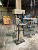 Drill Press with 0.75 Horsepower Baldor Motor