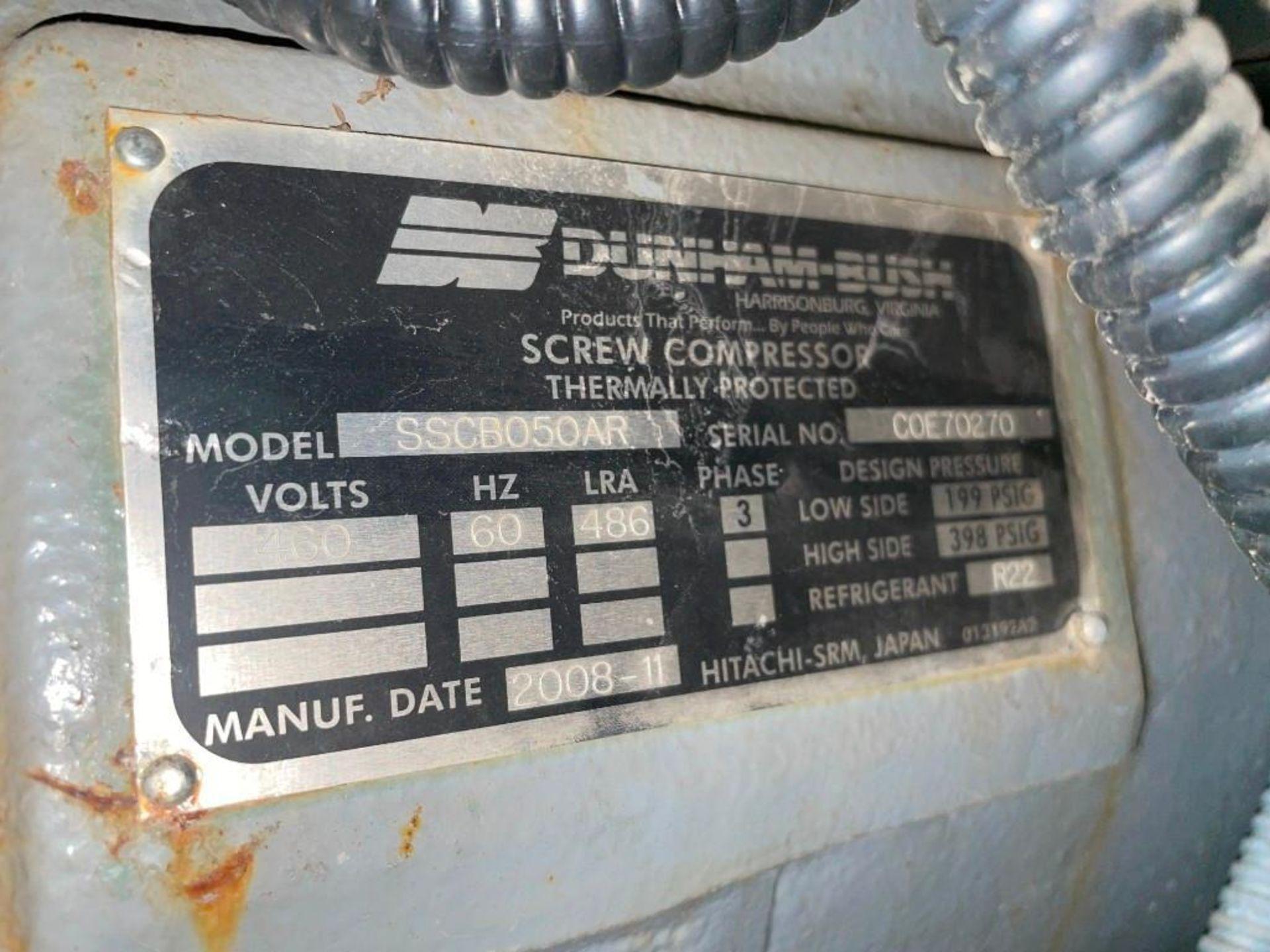 Dunham Bush HWSC-100-DAR Water Chiller - Image 10 of 12