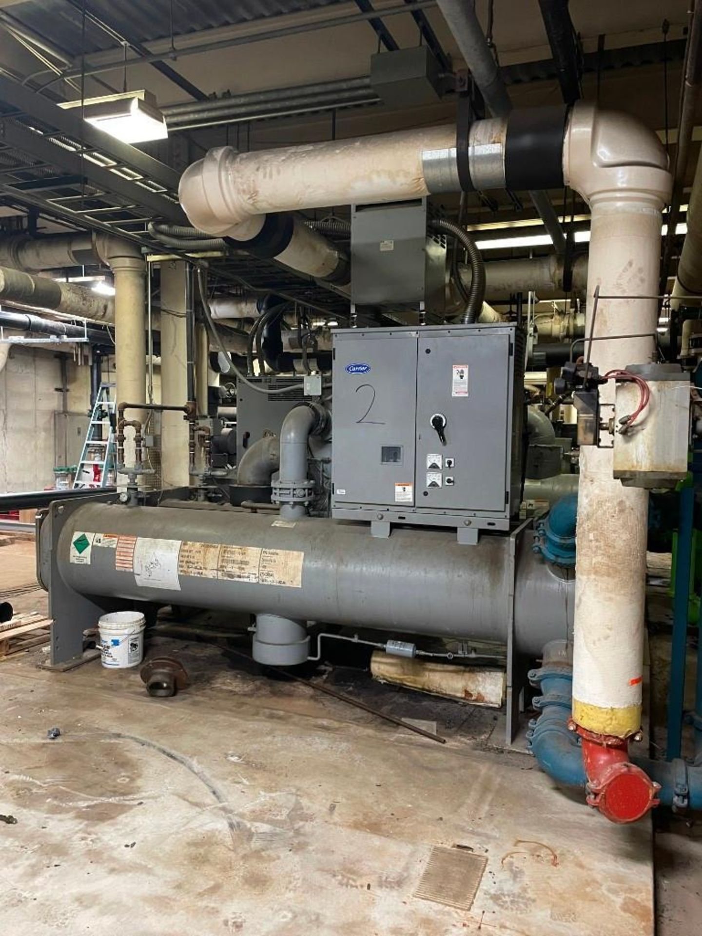 Carrier Aqua Edge 19XRV Water Chiller with Centrifugal Compressor - Image 2 of 9