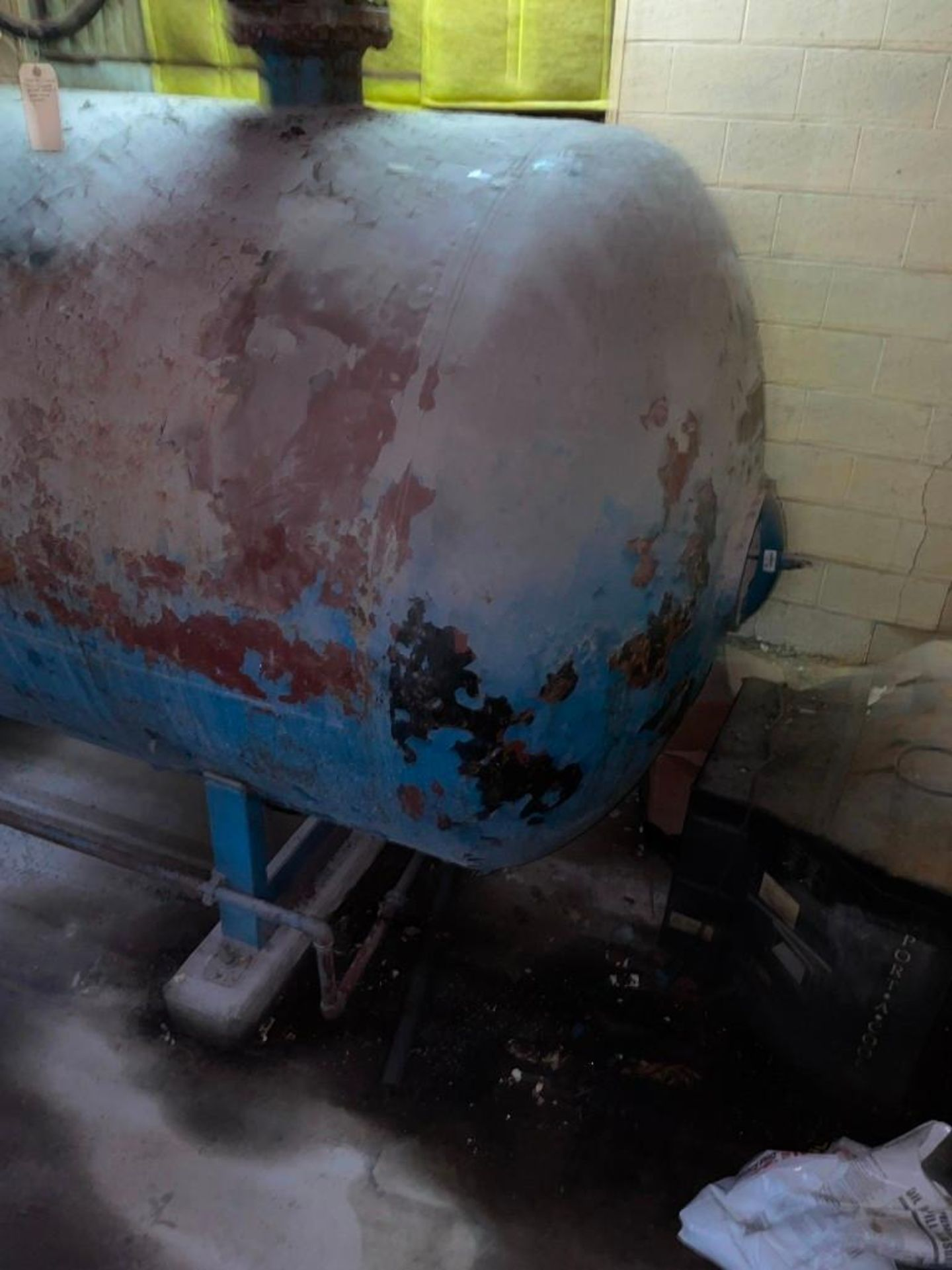 Old Dominion Compressed Air Surge Tank - Image 4 of 6