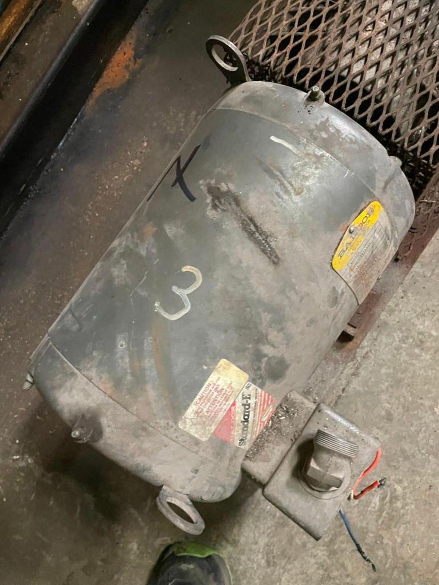 Peerless Pump with 10 Horsepower Baldor Motor - Image 4 of 5