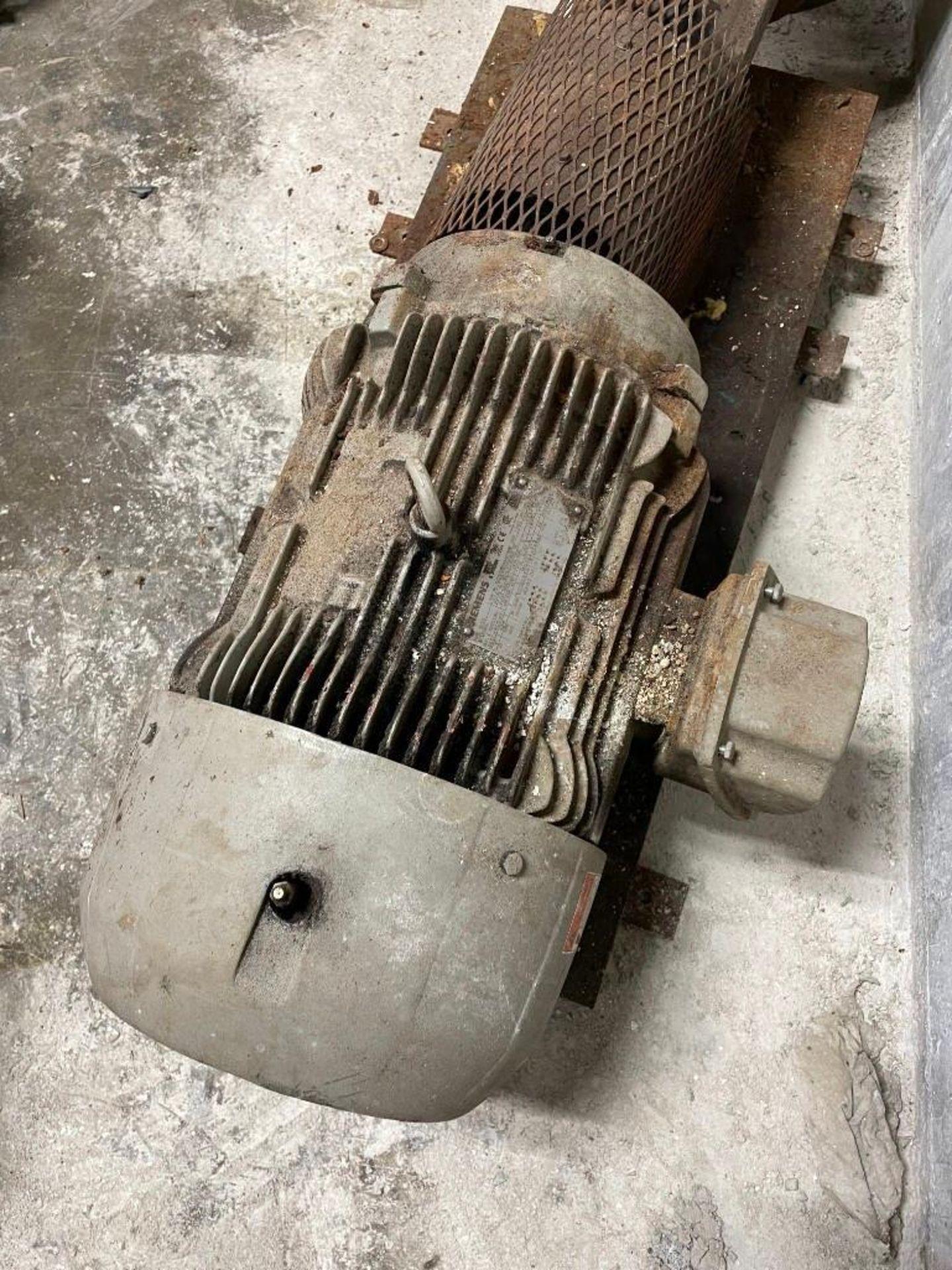 Peerless Pump with 20 Horsepower Siemens Motor - Image 3 of 5