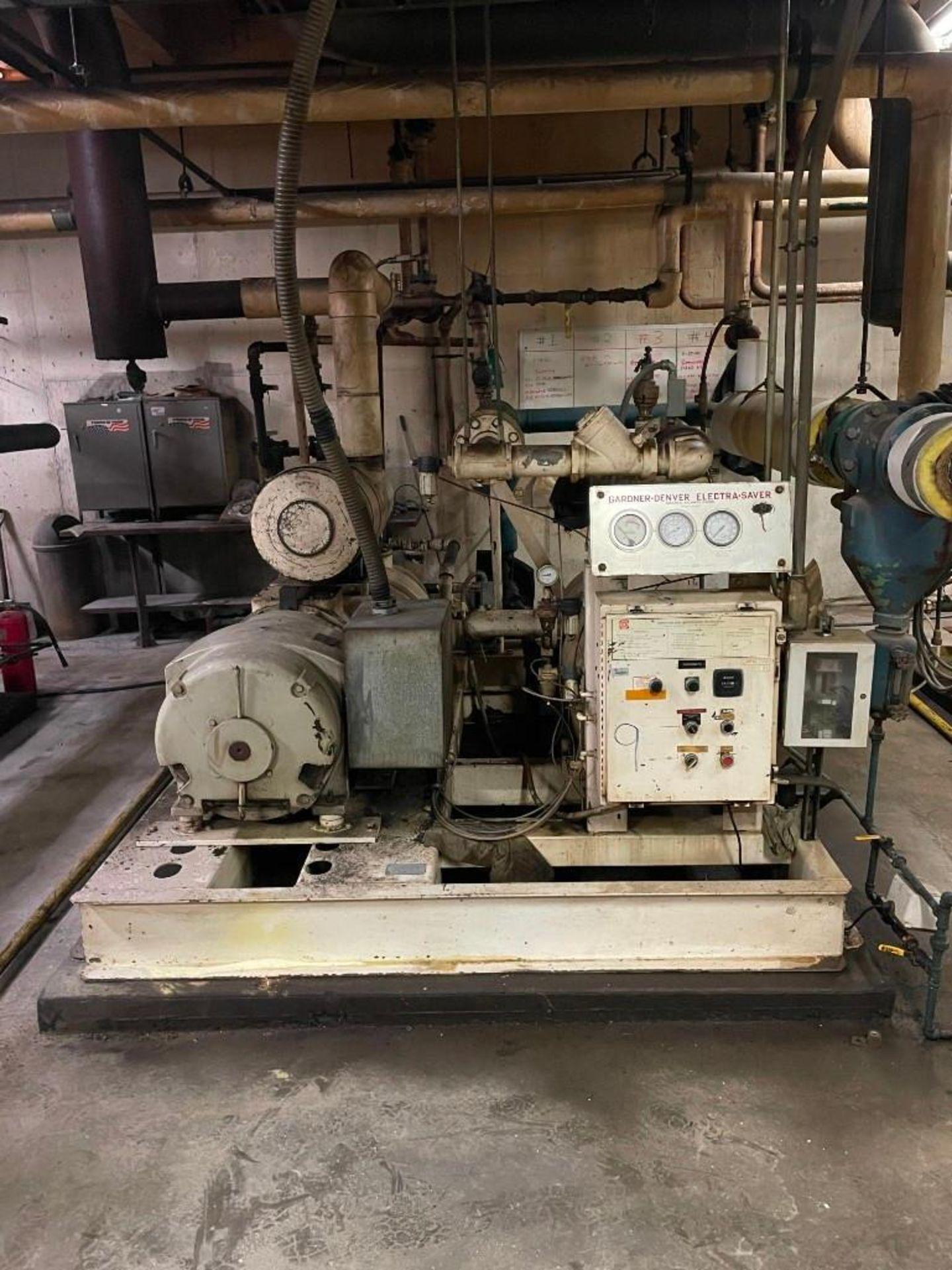Gardner Denver 200 Horsepower Air Compressor