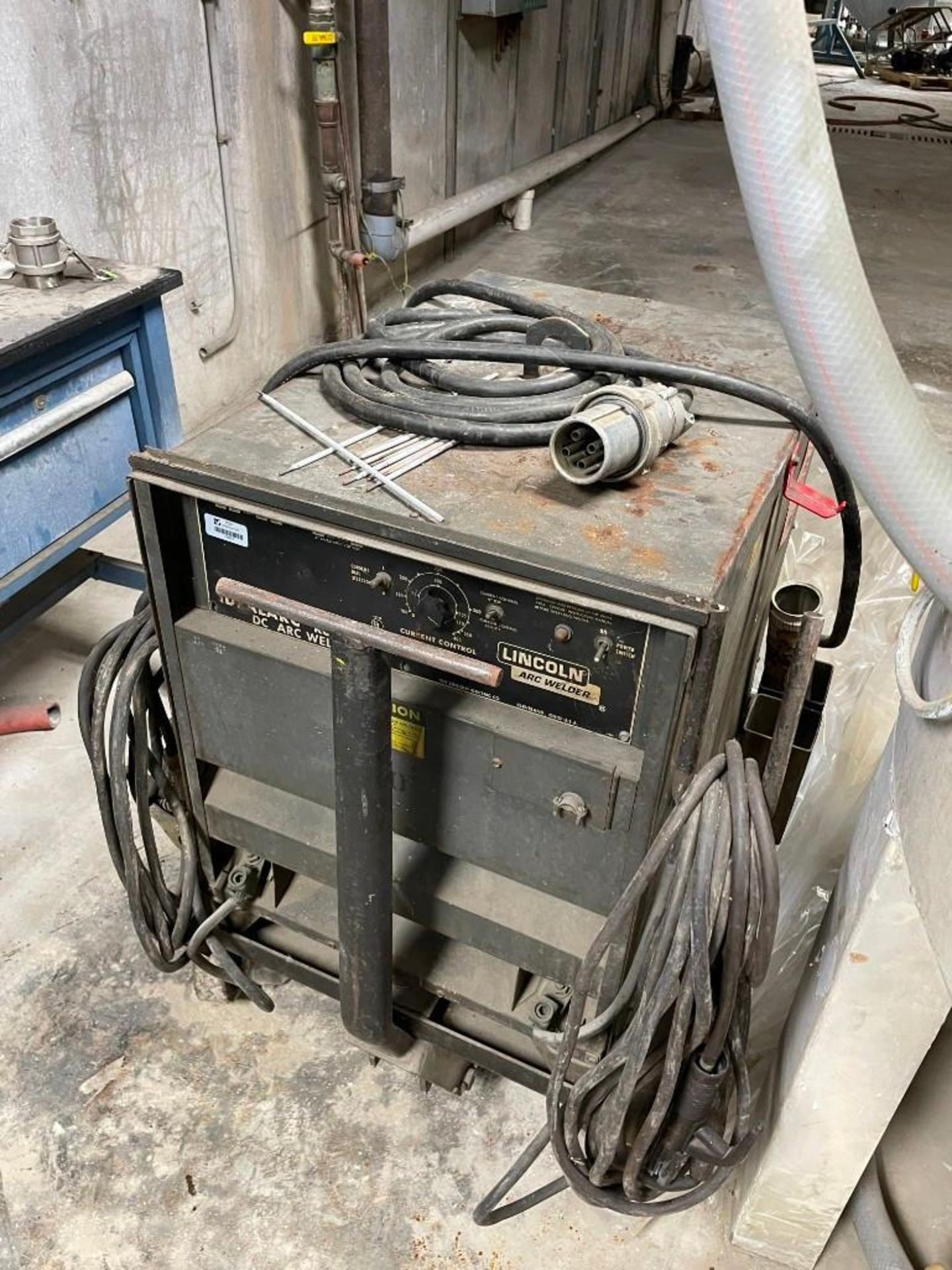 Lincoln Electric Idealarc R3R-300 DC Arc Welder - Image 2 of 5
