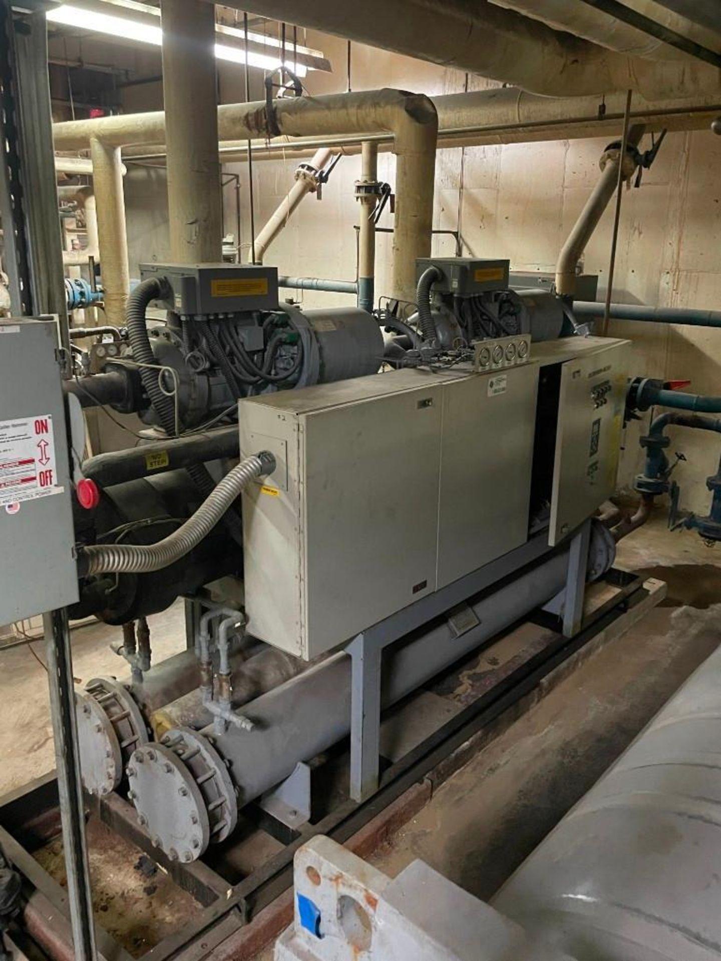 Dunham Bush HWSC-100-DAR Water Chiller