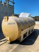 Poly Processing Company Water Tank 2000 Gallons