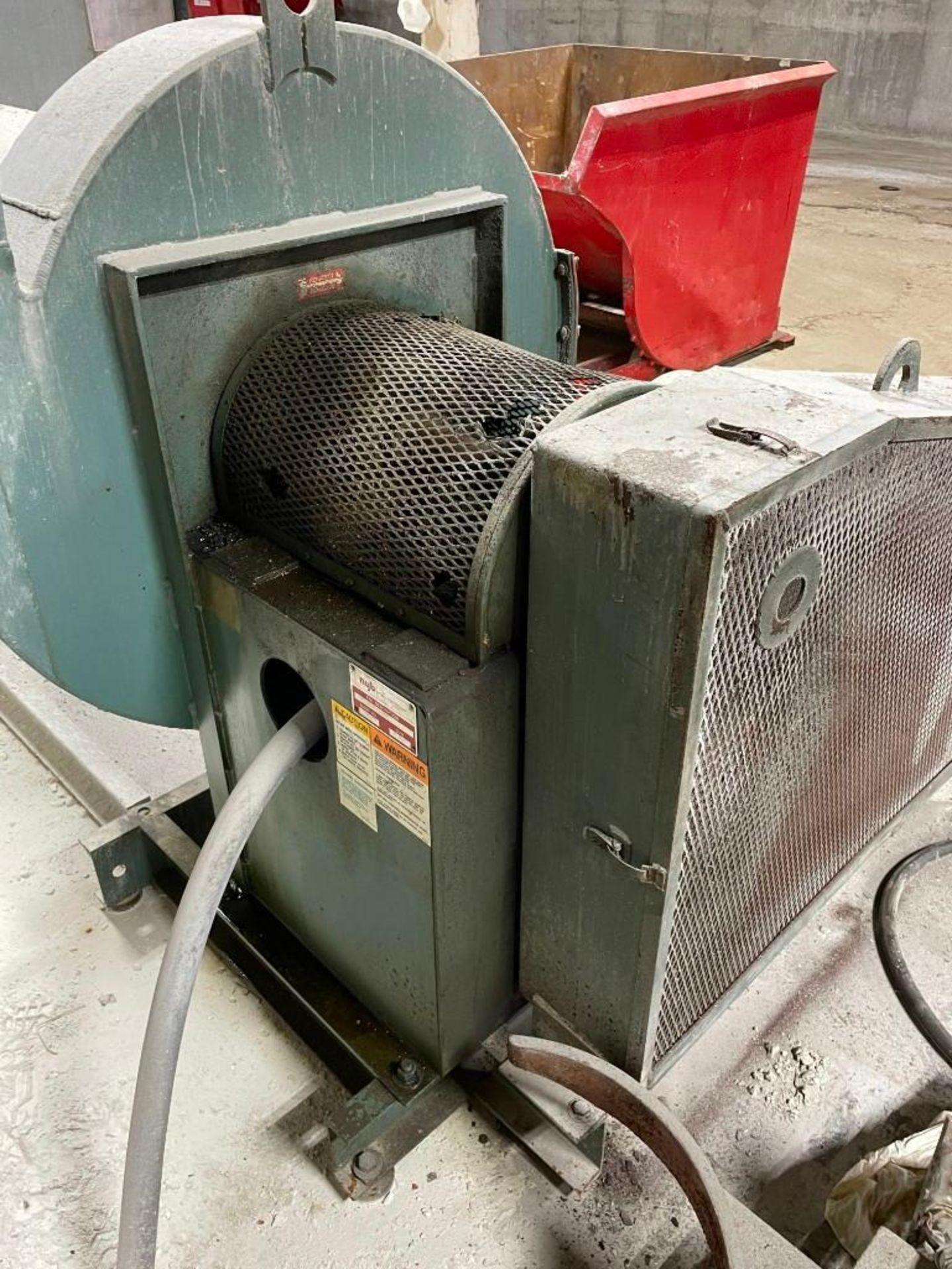 New York 60 Horsepower Blower with Filter - Image 5 of 11