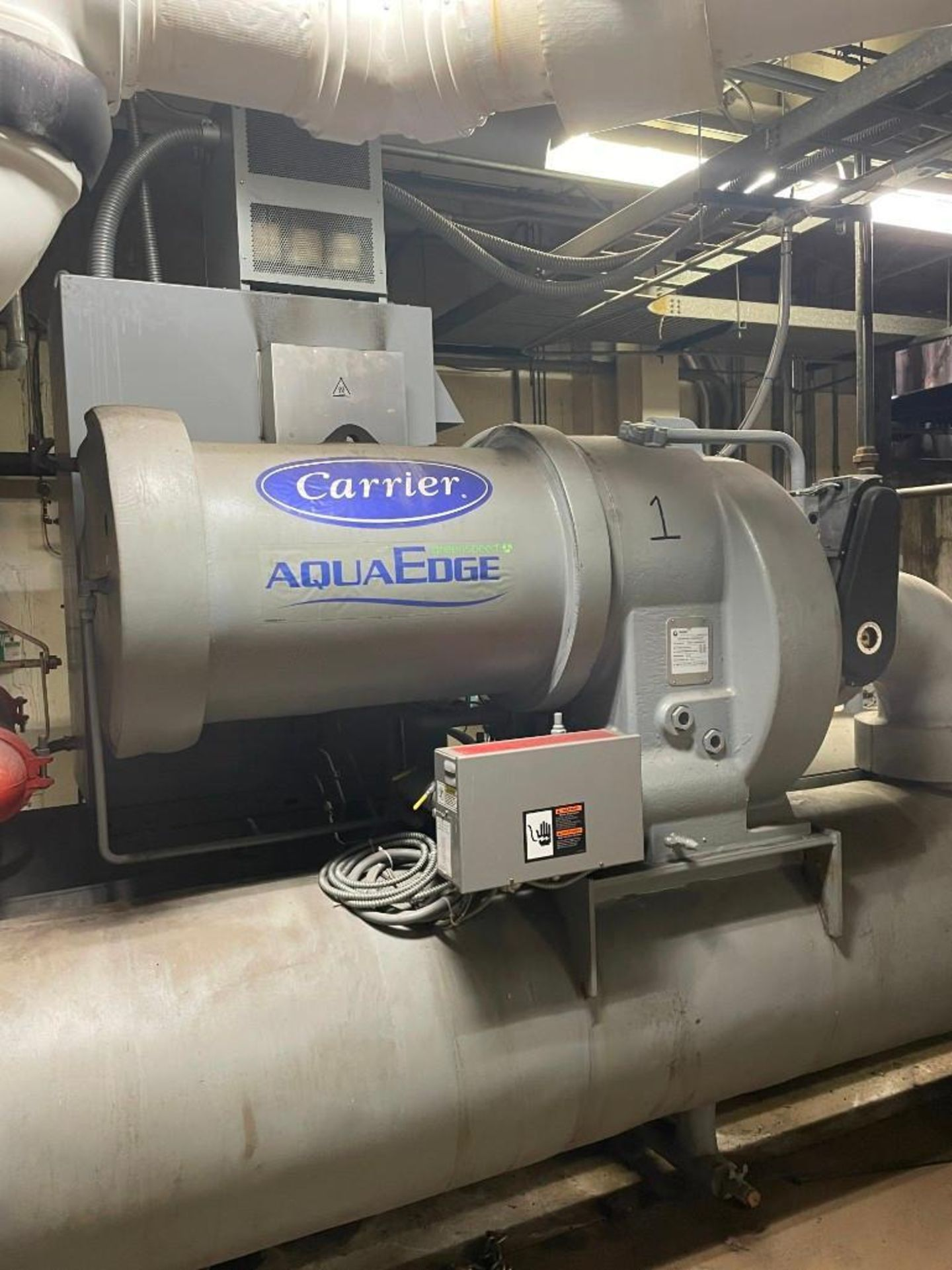 Carrier Aqua Edge Water Chiller - Image 6 of 9