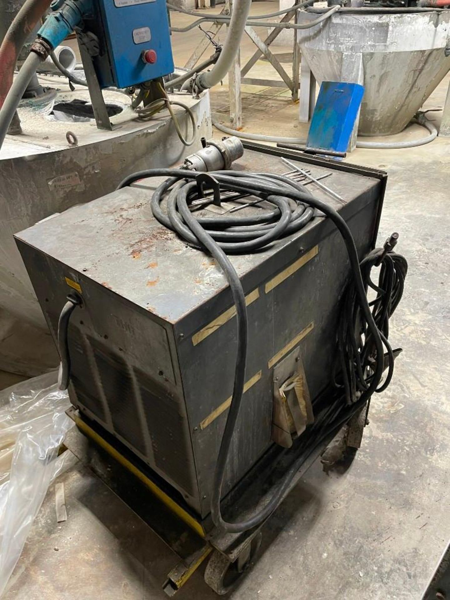 Lincoln Electric Idealarc R3R-300 DC Arc Welder - Image 3 of 5