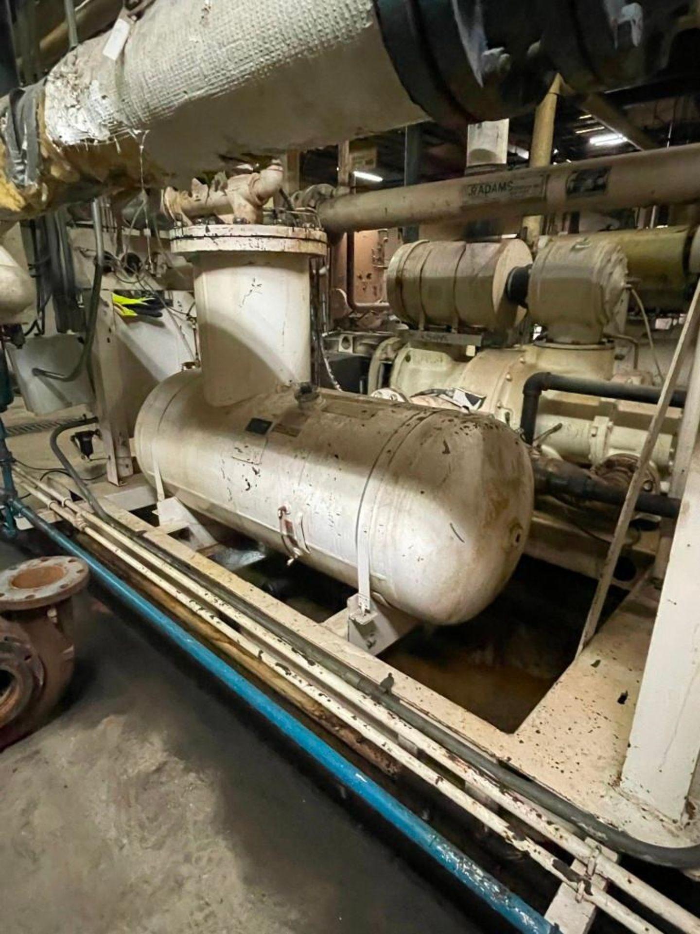 Gardner Denver Air Compressor 200 HP Motor - Image 4 of 12