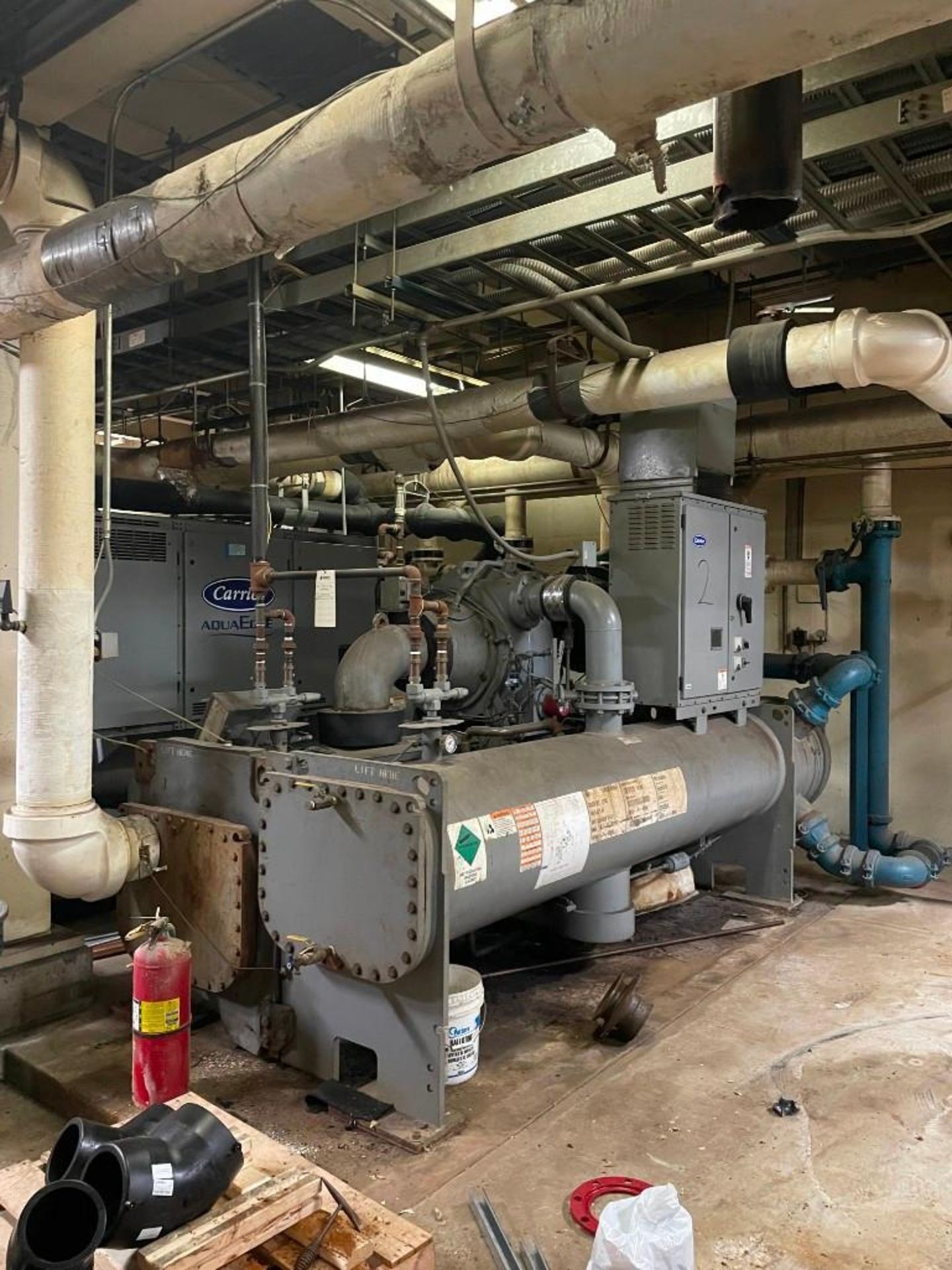Carrier Aqua Edge 19XRV Water Chiller with Centrifugal Compressor - Image 3 of 9
