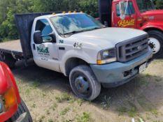 2003 Ford Truck Vin# 1FDAF56PX3ED07912 (Not Running nor Roadworthy)